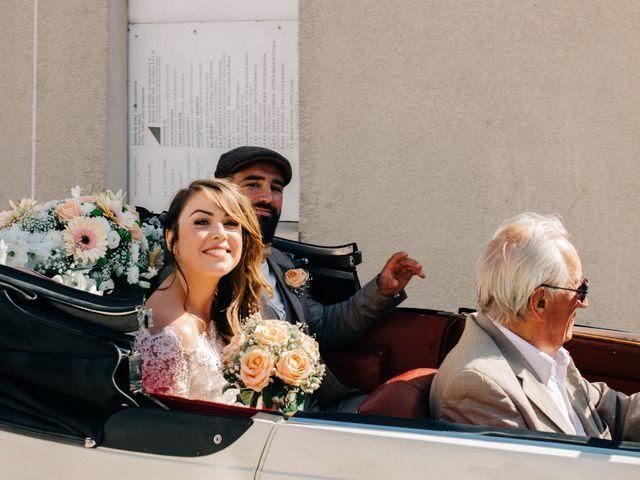 Le mariage de Cédric et Victorine à Allan, Drôme 39