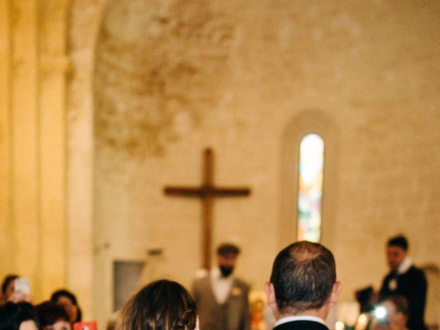 Le mariage de Cédric et Victorine à Allan, Drôme 42