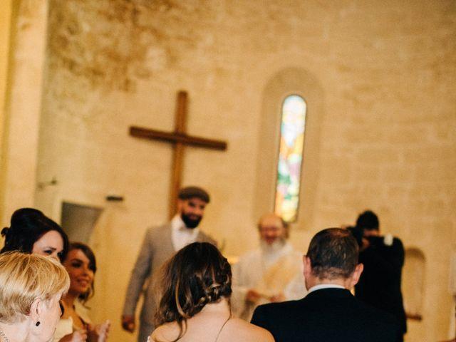 Le mariage de Cédric et Victorine à Allan, Drôme 43