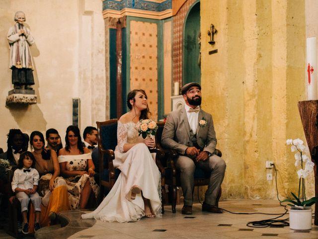 Le mariage de Cédric et Victorine à Allan, Drôme 44