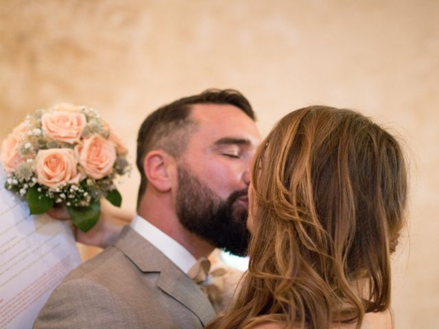 Le mariage de Cédric et Victorine à Allan, Drôme 51