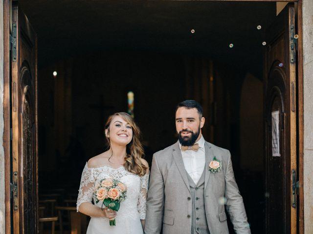 Le mariage de Cédric et Victorine à Allan, Drôme 54