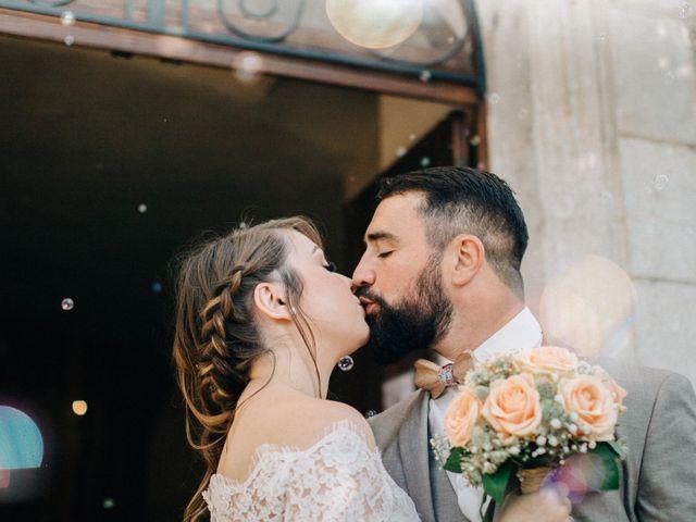 Le mariage de Cédric et Victorine à Allan, Drôme 56