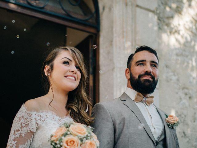 Le mariage de Cédric et Victorine à Allan, Drôme 57