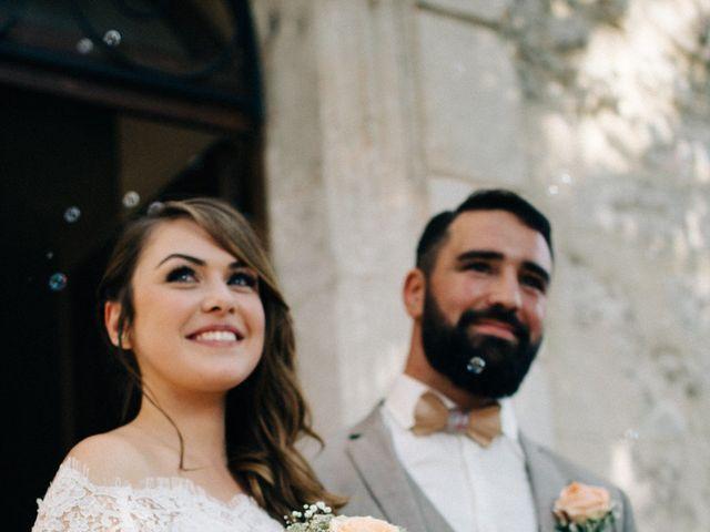 Le mariage de Cédric et Victorine à Allan, Drôme 58