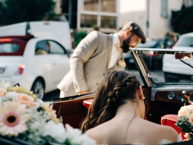 Le mariage de Cédric et Victorine à Allan, Drôme 66