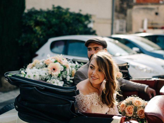 Le mariage de Cédric et Victorine à Allan, Drôme 67