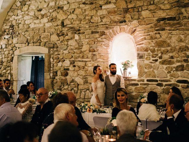 Le mariage de Cédric et Victorine à Allan, Drôme 77