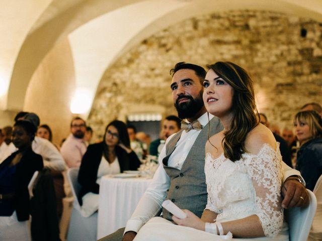 Le mariage de Cédric et Victorine à Allan, Drôme 79