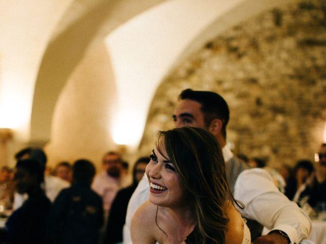 Le mariage de Cédric et Victorine à Allan, Drôme 80