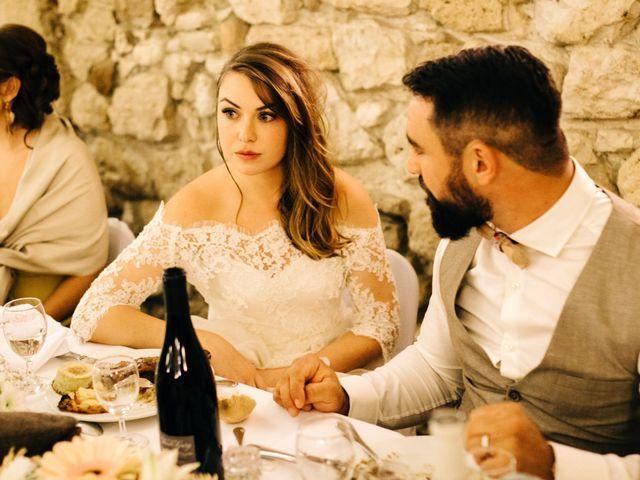 Le mariage de Cédric et Victorine à Allan, Drôme 82