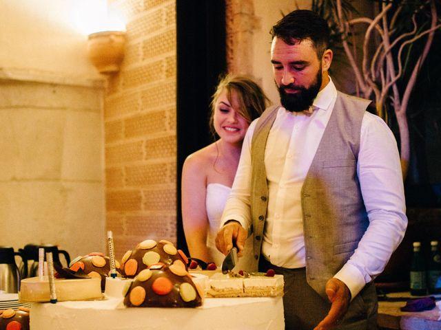 Le mariage de Cédric et Victorine à Allan, Drôme 85