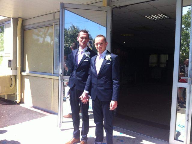 Le mariage de Yoan et Éric à Marseille, Bouches-du-Rhône 15