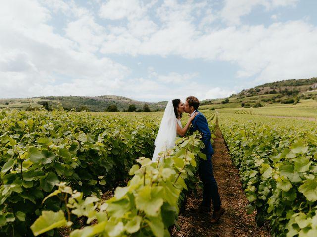 Le mariage de Jérémy et Carole à Mâcon, Saône et Loire 34