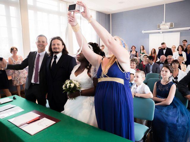 Le mariage de Matthieu et Mathilde à Douvres-la-Délivrande, Calvados 1