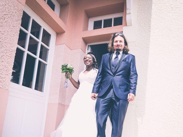 Le mariage de Matthieu et Mathilde à Douvres-la-Délivrande, Calvados 9