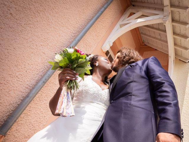 Le mariage de Matthieu et Mathilde à Douvres-la-Délivrande, Calvados 13
