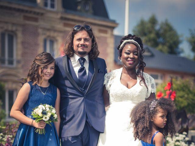 Le mariage de Matthieu et Mathilde à Douvres-la-Délivrande, Calvados 17