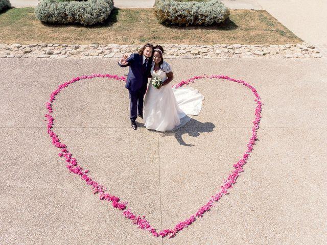Le mariage de Matthieu et Mathilde à Douvres-la-Délivrande, Calvados 30