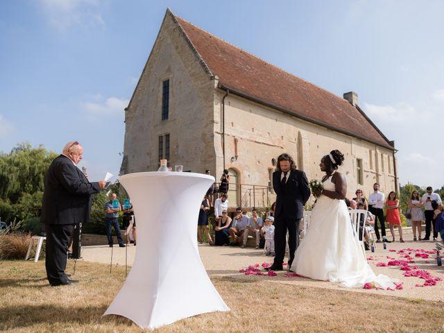 Le mariage de Matthieu et Mathilde à Douvres-la-Délivrande, Calvados 40