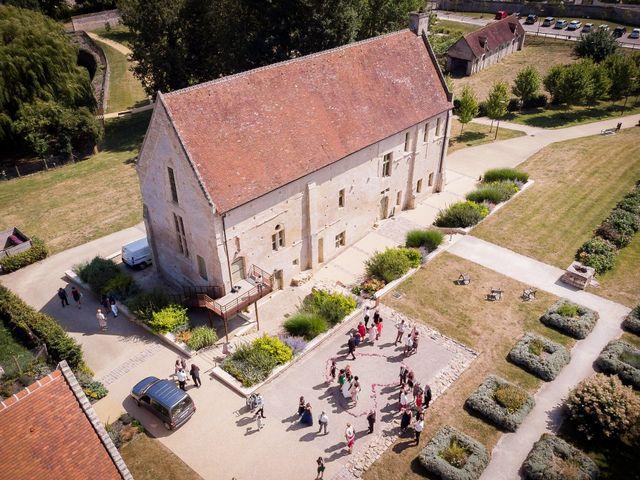 Le mariage de Matthieu et Mathilde à Douvres-la-Délivrande, Calvados 41