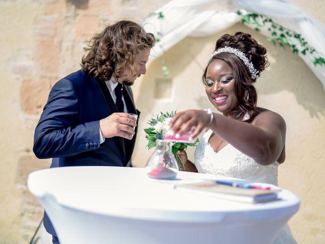 Le mariage de Matthieu et Mathilde à Douvres-la-Délivrande, Calvados 42