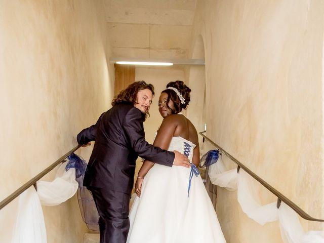 Le mariage de Matthieu et Mathilde à Douvres-la-Délivrande, Calvados 50