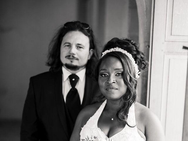Le mariage de Matthieu et Mathilde à Douvres-la-Délivrande, Calvados 60