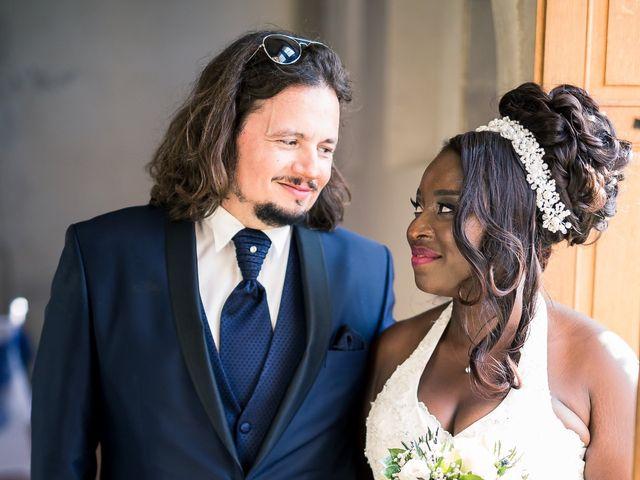 Le mariage de Matthieu et Mathilde à Douvres-la-Délivrande, Calvados 61