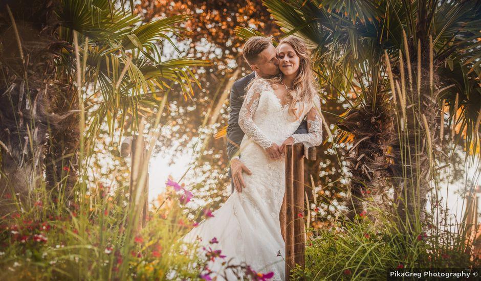 Le mariage de David et Margaux à Buysscheure, Nord