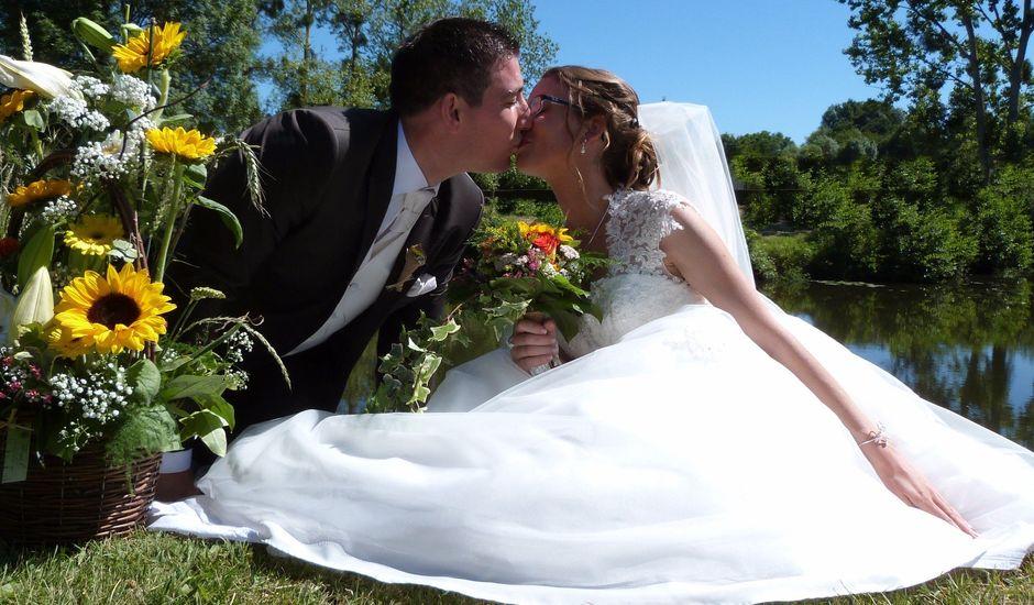 Le mariage de Kévin et Loriane à Châtillon-sur-Thouet, Deux-Sèvres