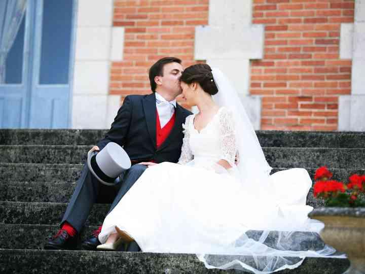 Le mariage de Ségolène et Jacques