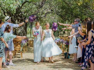 Le mariage de Erin et Heather