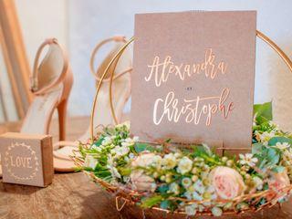 Le mariage de Alexandra et Christophe 3