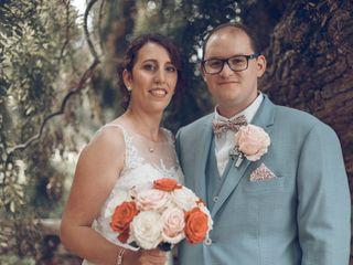 Le mariage de Coralie et Jason