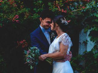 Le mariage de Sara et Pedro