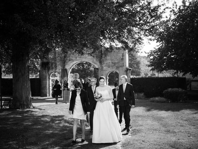 Le mariage de Denis et Alizée à Gript, Deux-Sèvres 4