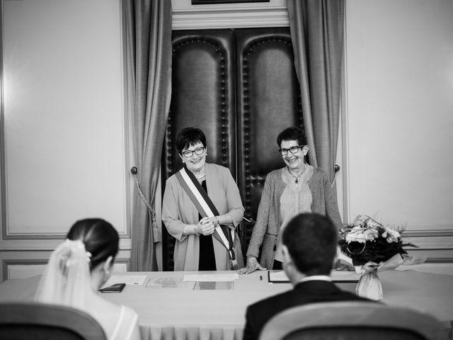 Le mariage de Denis et Alizée à Gript, Deux-Sèvres 9