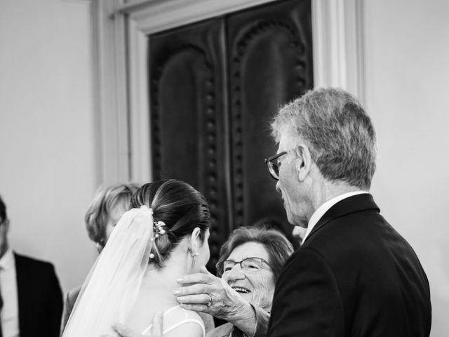 Le mariage de Denis et Alizée à Gript, Deux-Sèvres 14