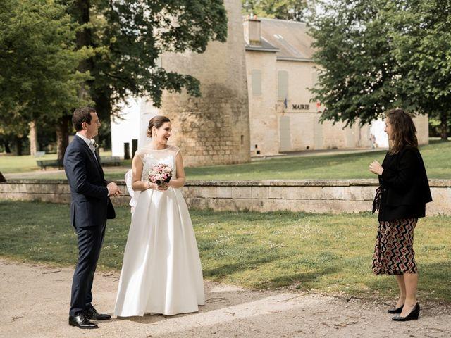 Le mariage de Denis et Alizée à Gript, Deux-Sèvres 16
