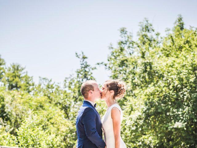 Le mariage de Thomas et Christelle à Saint-Bris-le-Vineux, Yonne 7