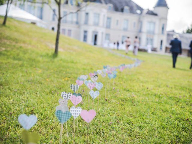 Le mariage de Thomas et Christelle à Saint-Bris-le-Vineux, Yonne 22