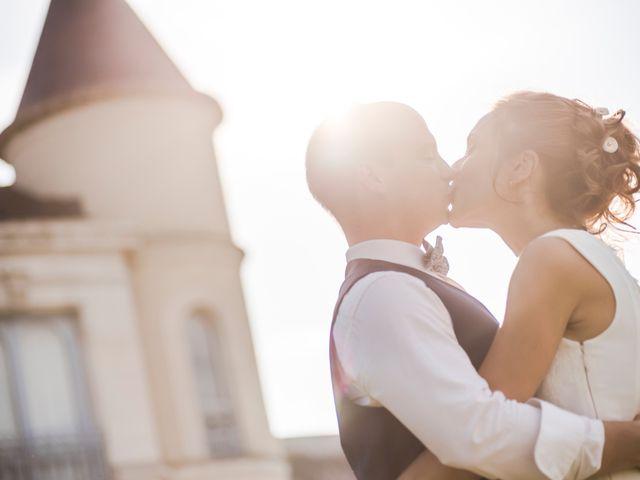 Le mariage de Thomas et Christelle à Saint-Bris-le-Vineux, Yonne 29