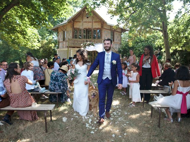 Le mariage de Lionel et Louna à Mouzeil, Loire Atlantique 10