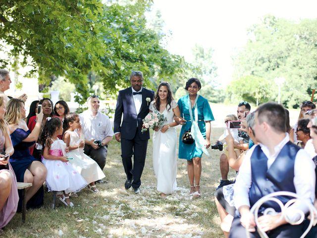 Le mariage de Lionel et Louna à Mouzeil, Loire Atlantique 15
