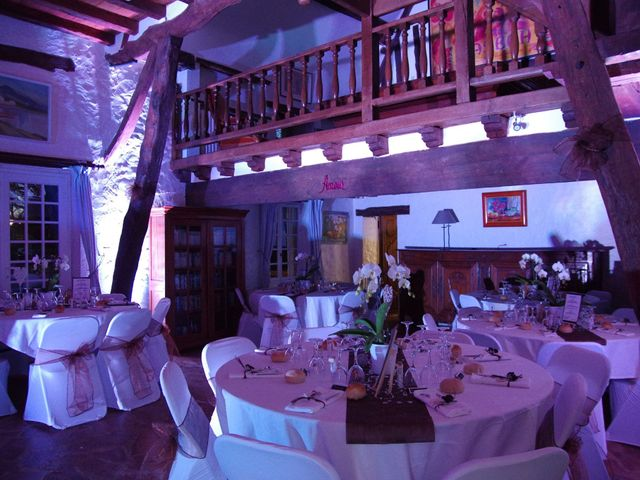 Le mariage de Jeff et Muriel à Champenard, Eure 1