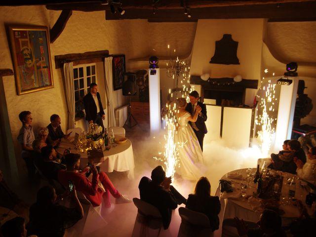Le mariage de Jeff et Muriel à Champenard, Eure 7