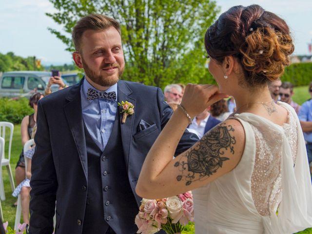 Le mariage de Jérémy et Elodie à Wettolsheim, Haut Rhin 9
