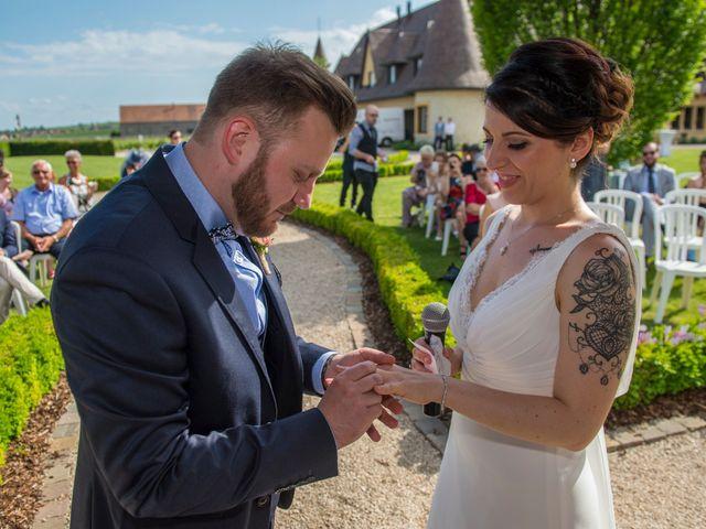 Le mariage de Jérémy et Elodie à Wettolsheim, Haut Rhin 15