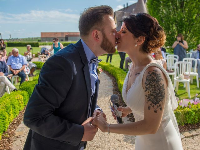 Le mariage de Jérémy et Elodie à Wettolsheim, Haut Rhin 16